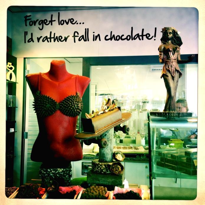 Fall in Chocolate