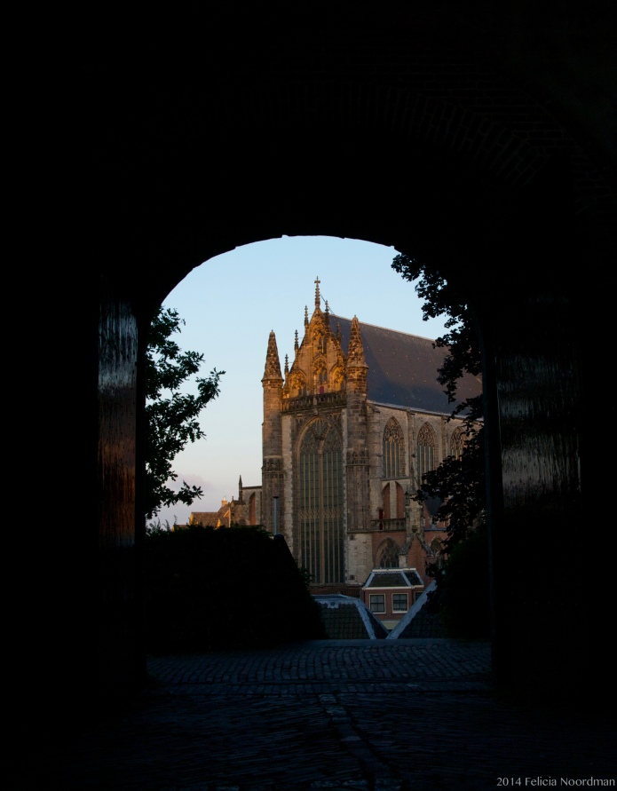Hooglandse Kerk portrait