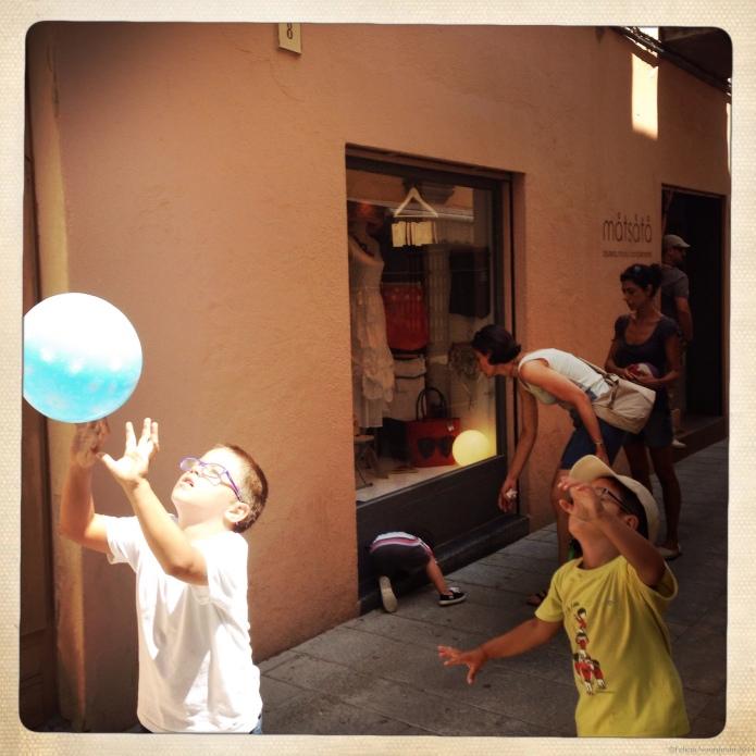 Torroella balloon