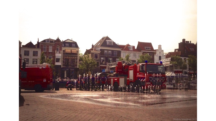 Firemen Fountains